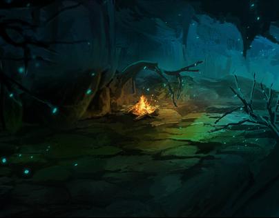 Subtera - Environment Concept