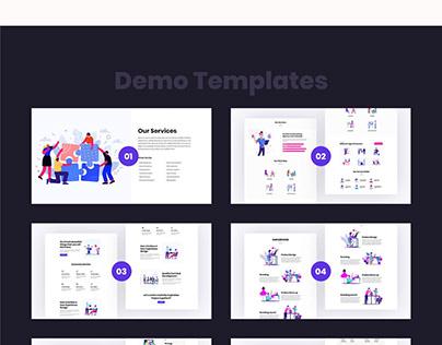Agency Website | Wordpress website | Elementor pro