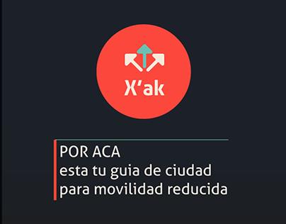 X'ak App