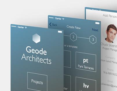 Architect iPhone App