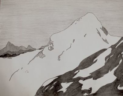 Study of mountains :: Studija planina