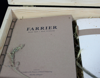Visual Narrative | Farrier