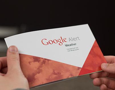 Google: Alert - Symbol Development
