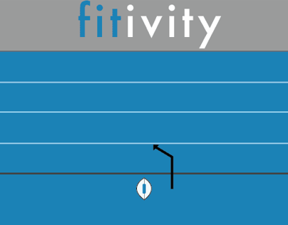 FIT: Wide Receiver Football Grid Routes