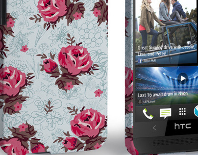 Sublimation Case Design
