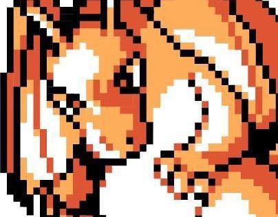 Charizard Pixel
