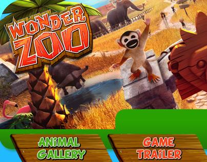 Wonder Zoo Facebook Page Tab