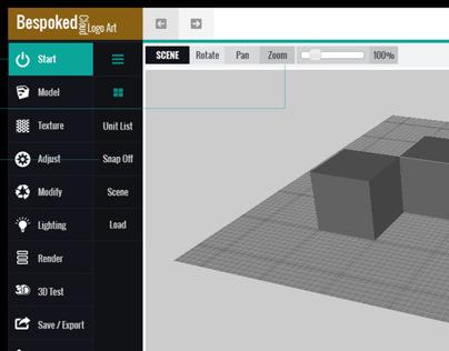 Bespoke Cloud OpenGL