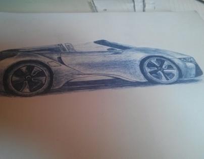 few drawing