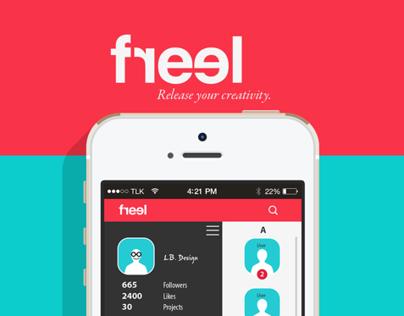 Freel Social Network