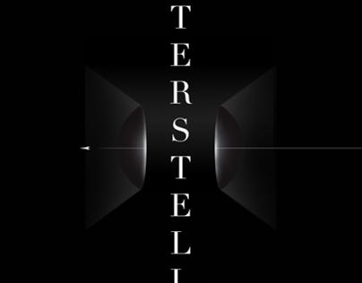 INTERSTELLER POSTER