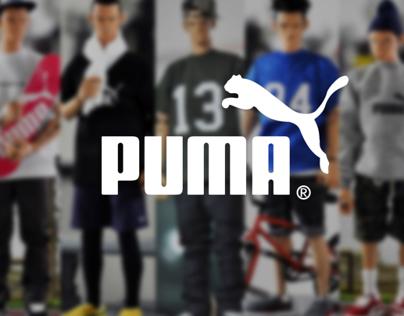 Kiddo x Puma