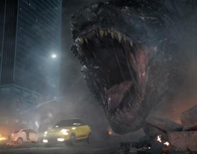 Fiat - Godzilla