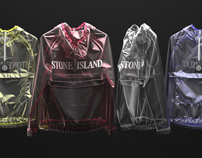 Stone Island - 3D Apparel