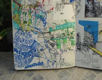 Rio de Janeiro Sketchbook