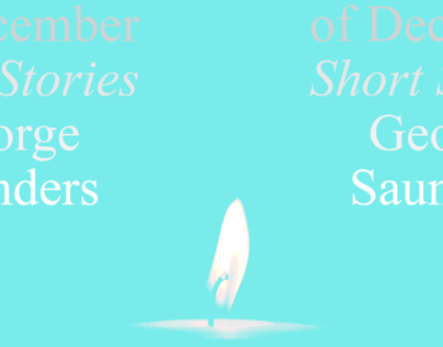"""George Saunders """"Cover"""""""