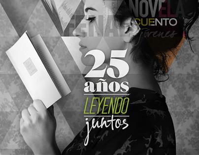 XXV Feria Nacional del Libro / León 2014