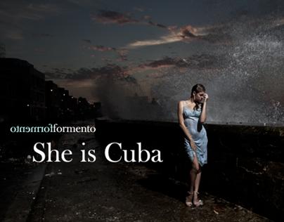 Marian, Havana Cuba 2014