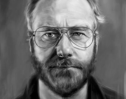 Matt Berninger portrait