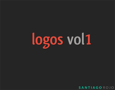 Logos - Vol. 1