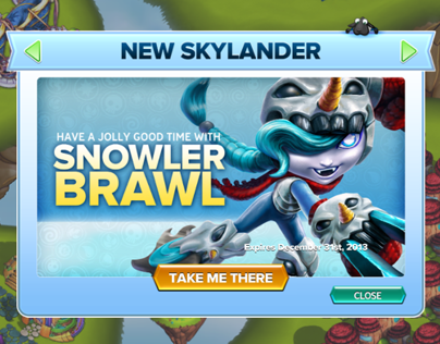 Skylanders Lost Islands Promotional Work