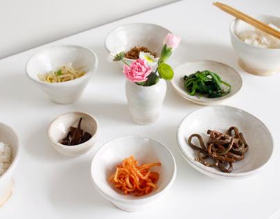Korean Modern Table