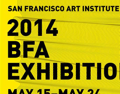 SFAI 2014 BFA Exhibition