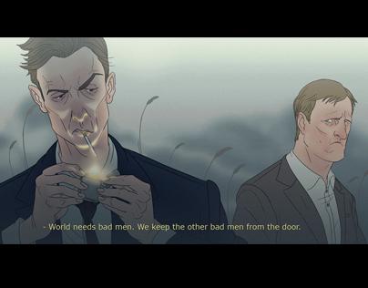 True Detective - Tribute