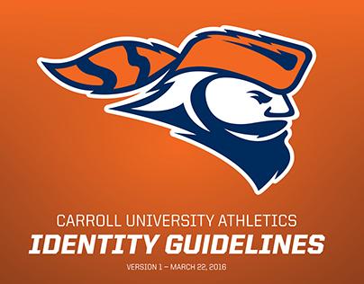 New Athletics Logo for Carroll University