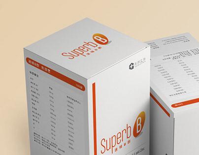 兆田生技包裝設計 GENTEN BIOTECH Packaging Design