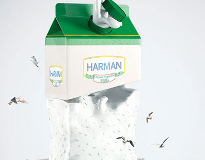 HARMAN / Organic Vegitable Milks - Rice