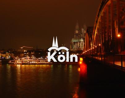 Köln (Germany) - logo for city.