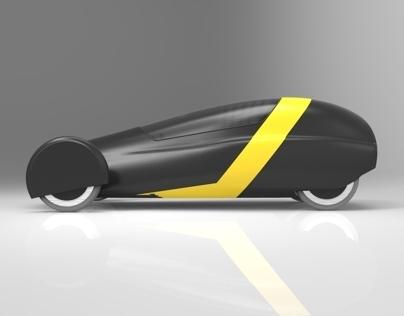 Urban Concept Car for Shell Eco-marathon