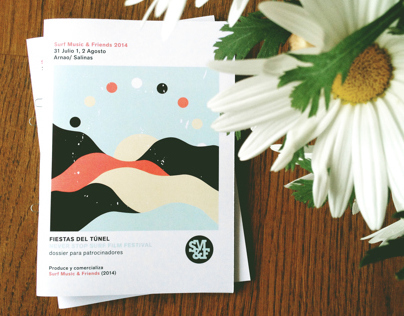 Illustration and editorial design for SM&F 2014