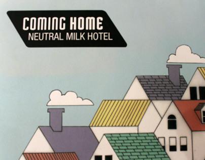 DISCO DE VINILO | Coming home - Neutral Milk Hotel