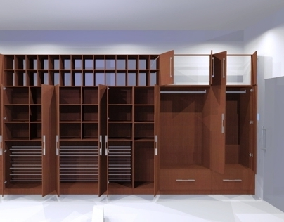 Residential Closets Project