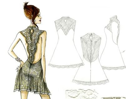 Fashion Design/Illustration