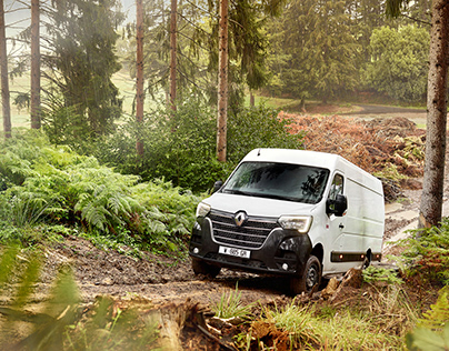 Master 4X4 by Renault Trucks