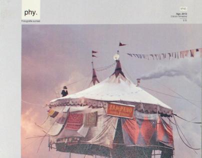 REVISTA | phy. - fotografía surreal