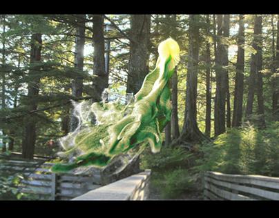 Forest Spirit - Krakatoa