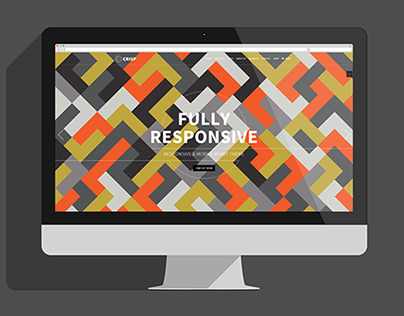 CRISP Multi-Purpose Wordpress Theme