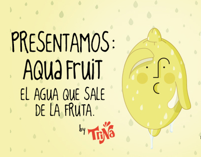 AQUAFRUIT.ES by Trina