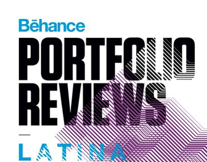 BEHANCE PORTFOLIO REVIEW 2014 - Latina