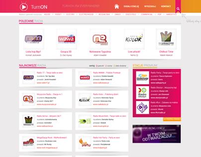 TurnON 2014 Design