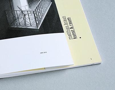 Art & Space - Exhibition catalogue