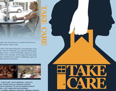 Independent Film Poster Design, for Take Care