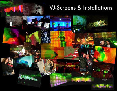 VJ & Visual Projects from the past.