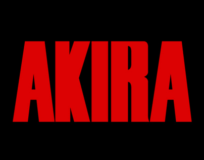 Akira - Live Action Trailer (Editing)