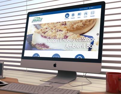 Website Mitica Surgelati