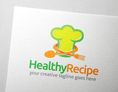 Food and Chef Logo